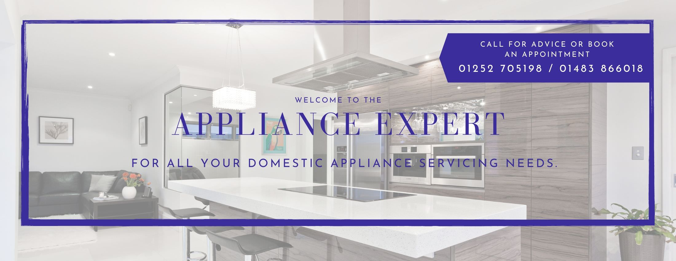 Welcome to the Appliance Expert